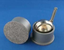 63mm Vi-Spring Silver Glide - SET OF